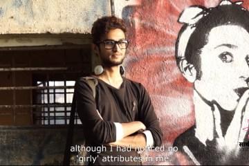 Indian gay man