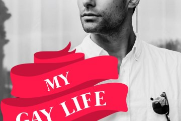 My Gay Life_Book cover