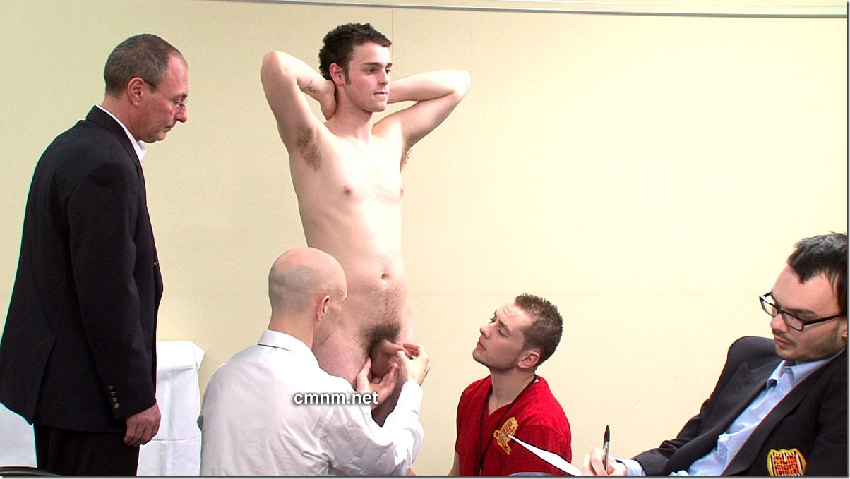 clothed male naked male Footballer Paul Stripped (7)