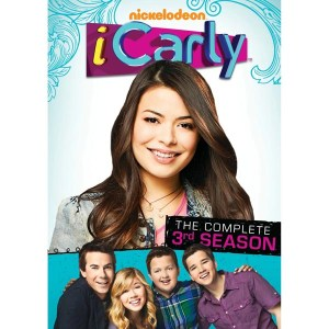 Giveaway - Nickelodeon's iCarly Season's 3 & 4 DVD's, 2 Collections! - Gay NYC Dad