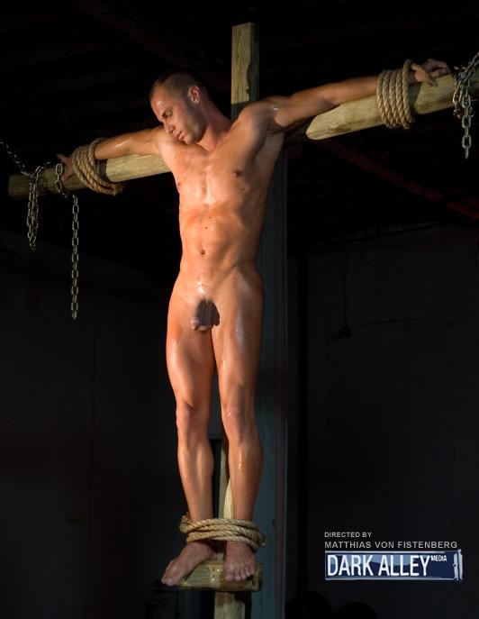 crux forums crucifixion male