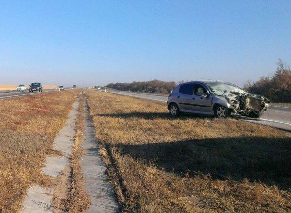 М4 918 км авария ДТП Ростовская область 31.10.2015