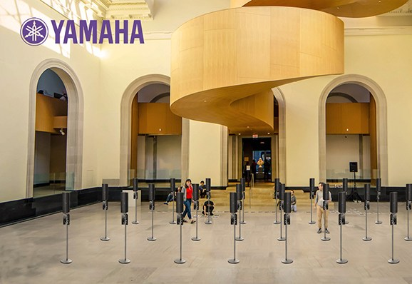 Yamaha: #ARIA