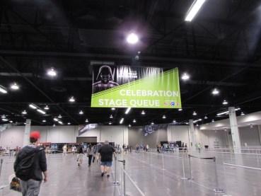 Star Wars Celebration Anaheim Exhibit Hall1