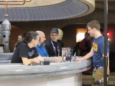 Star Wars Celebration Anaheim Exhibit Hall20