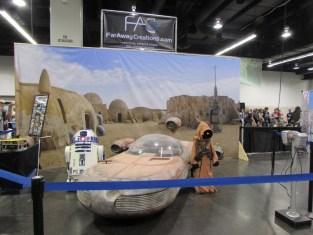 Star Wars Celebration Anaheim Exhibit Hall26