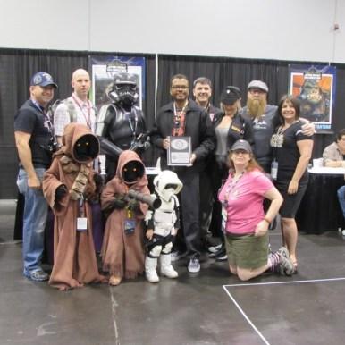 Star Wars Celebration Anaheim, Corey Dee Williams, 501st Legion