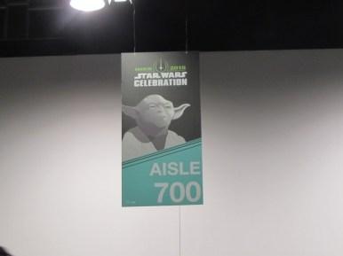 Star Wars Celebration Anaheim Exhibit Hall30