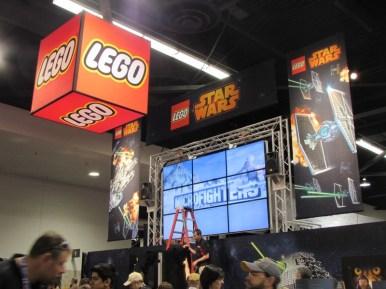 Star Wars Celebration Anaheim Exhibit Hall31