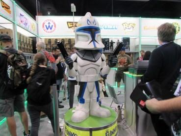 Star Wars Celebration Anaheim Exhibit Hall35