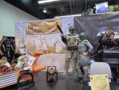Star Wars Celebration Anaheim Exhibit Hall37