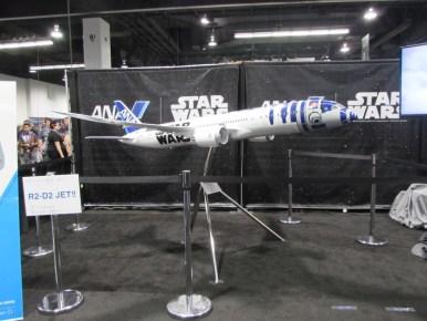 Star Wars Celebration Anaheim Exhibit Hall38