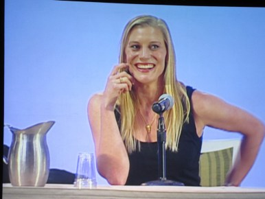 Katee Sackhoff Phoenix CC 2015-6