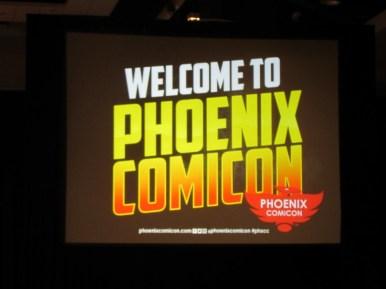 Phoenix Comicon 2015 Saturday2