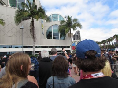 Comic Con 2015 Warner Bros Saturday Hall H4