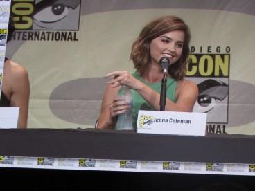 Comic Con 2015 Women Who Kick Ass Saturday Hall H17