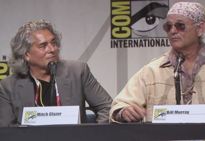 SDCC 2015, Open Road, Rock the Kasbah, Mitch Glazer, Bill Murray