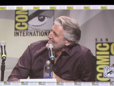 SDCC 2015 Thursday Con Man Panel101