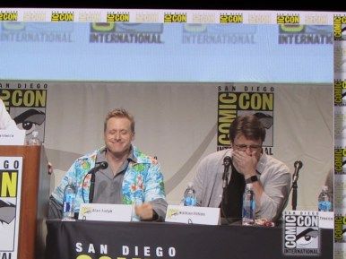 SDCC 2015 Thursday Con Man Panel42
