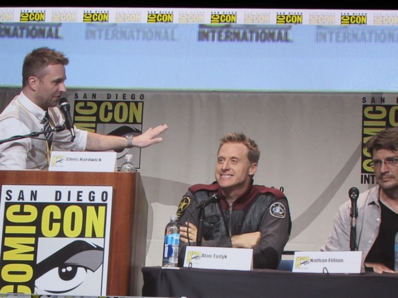 SDCC 2015 Thursday Con Man Panel56