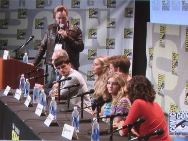 SDCC 2015 Thursday Hunger Games Panel30