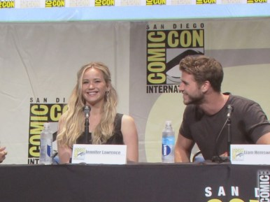 SDCC 2015 Thursday Hunger Games Panel66