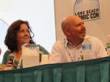 Long Beach Comic Con, LBCC 2015, Tara Butters, Marc Guggenheim
