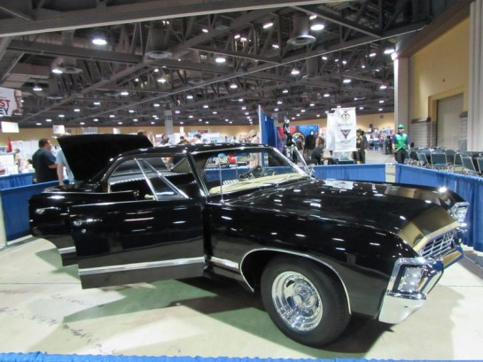 Dean's Impala from Supernatural