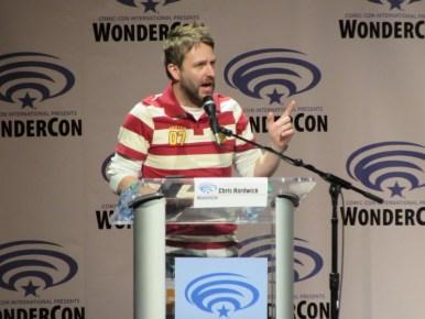 WonderCon 2016, The Nerdist, Chris Hardwick