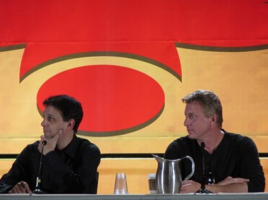 Phoenix Comicon 2016, Karate Kid, Ralph Macchio, William Zabka