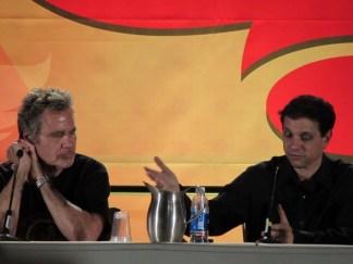 Phoenix Comicon 2016, Karate Kid, Martin Kove, Ralph Macchio