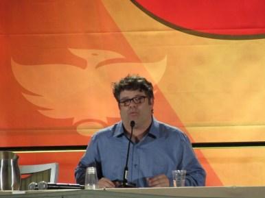 Phoenix Comicon 2016, Sean Astin