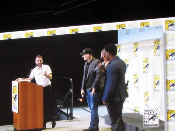 SDCC 2016, Marvel Studios, Black Panther