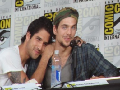 SDCC 2016, Teen Wolf