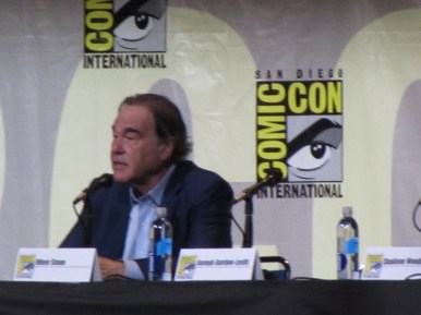 SDCC 2016, Snowden, Oliver Stone