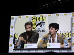 SDCC 2016, Warner Bros, King Arthur: Legend of the Sword, Fantastic Beasts and Where to Find Them