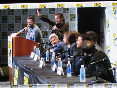 SDCC 2016, Supernatural