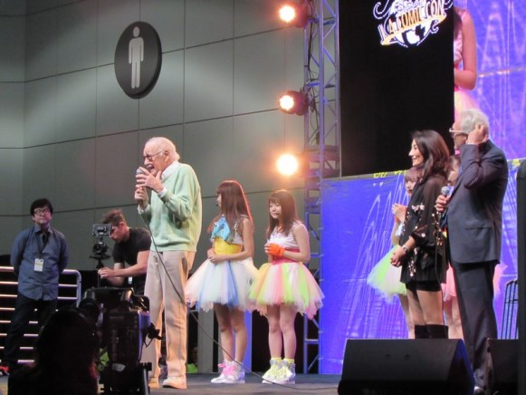 Stan Lee's LA Comic Con 2016, 9nine