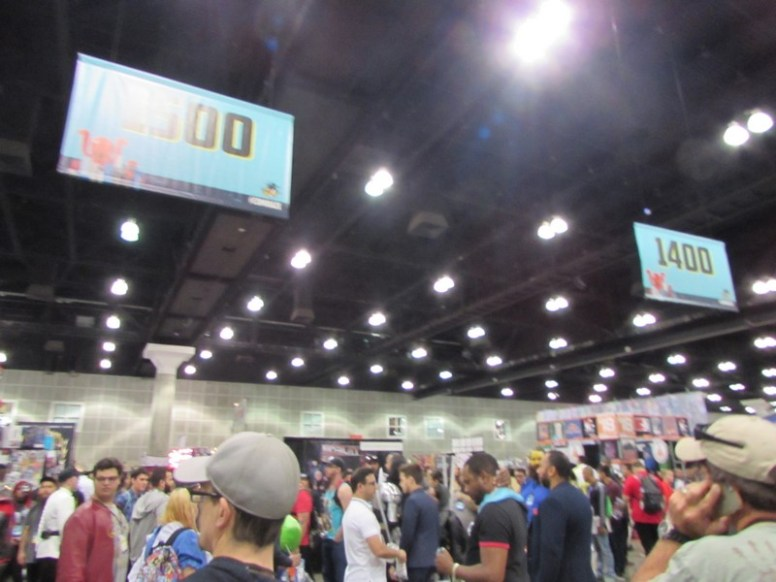 Stan Lee's LA Comic Con 2016,
