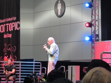 Stan Lee's LA Comic Con 2016