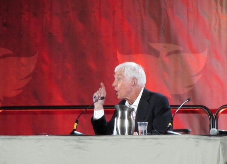 Phoenix Comicon 2017, Dick Van Dyke