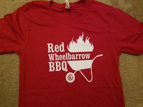 SDCC 2017, Red Wheelbarrow BBQ