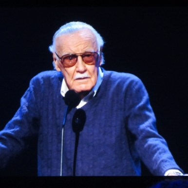 D23 Expo Friday, Legends, Stan Lee