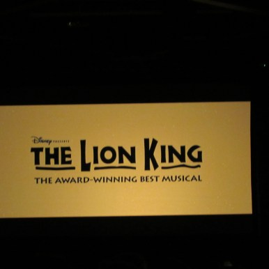D23 Expo Friday, Legends, Lion King