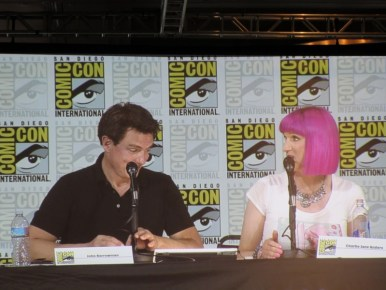 SDCC 2017, SYFY Hosts the Great Debate