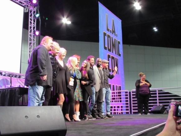 Sabrina the Teenage Witch Cast Reunion at LA Comic Con 2017