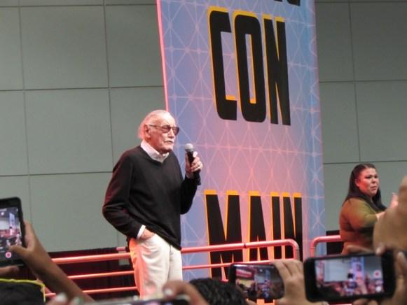 Stan Lee's LA Comic Con 2017