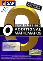 O Level Classified Additional Mathematics