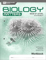 Biology Matters (Theory Workbook) 2nd edition by Lam Peng Kwan, Eric Y K Lam and Christine Y P Lee
