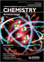 Cambridge International AS & A Level Chemistry Revision Guide by David Bevan